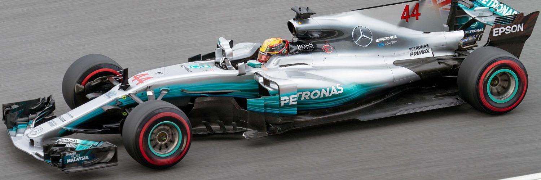 Lewis Hamilton 2017 Malaysia