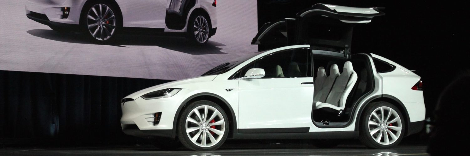 Tesla Model X Launch