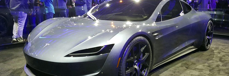 Tesla Roadster 2020 Prototype