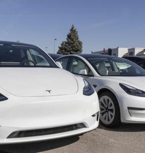 Tesla Electric Vehicles